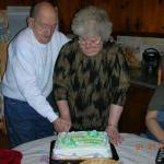mom and dads 58th anniv